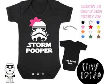 42852d700959 Storm pooper onesie