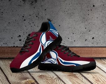 Colorado Avalanche Shoes 4f1ea18d1