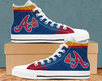 9abadd68de02b Atlanta braves shoes