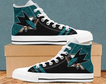 7249b858cf8a San jose sharks shoes