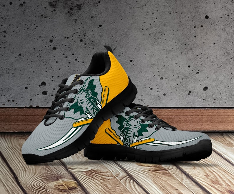 dcd231e7abef7 Oakland Athletics Shoes, Oakland Athletics Custom Shoes for Men, Women and  Kids Sizes. Oakland Athletics Baseball Inspired Shoes