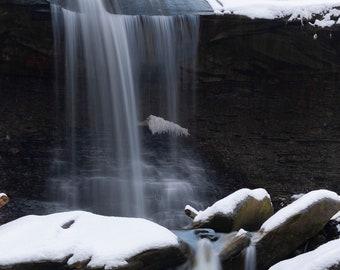 Snowy Falls