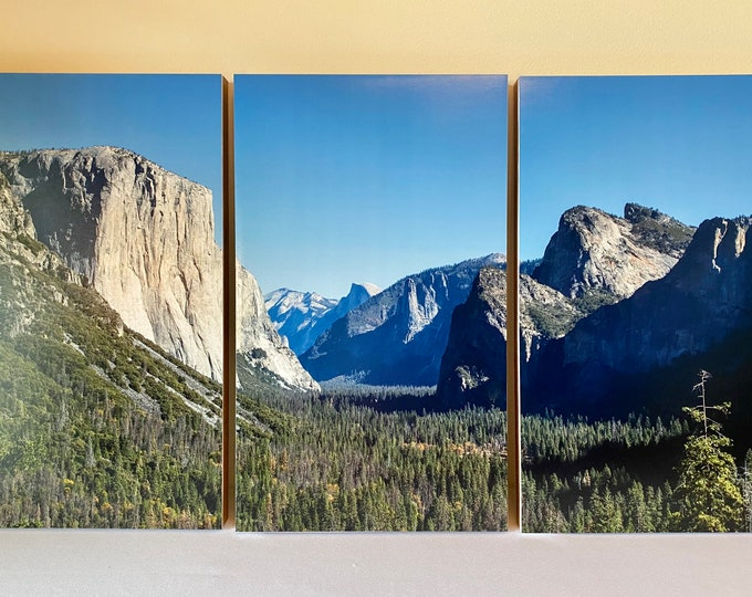 Featured listing image: The Valley Triptych