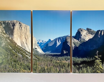 The Valley Triptych