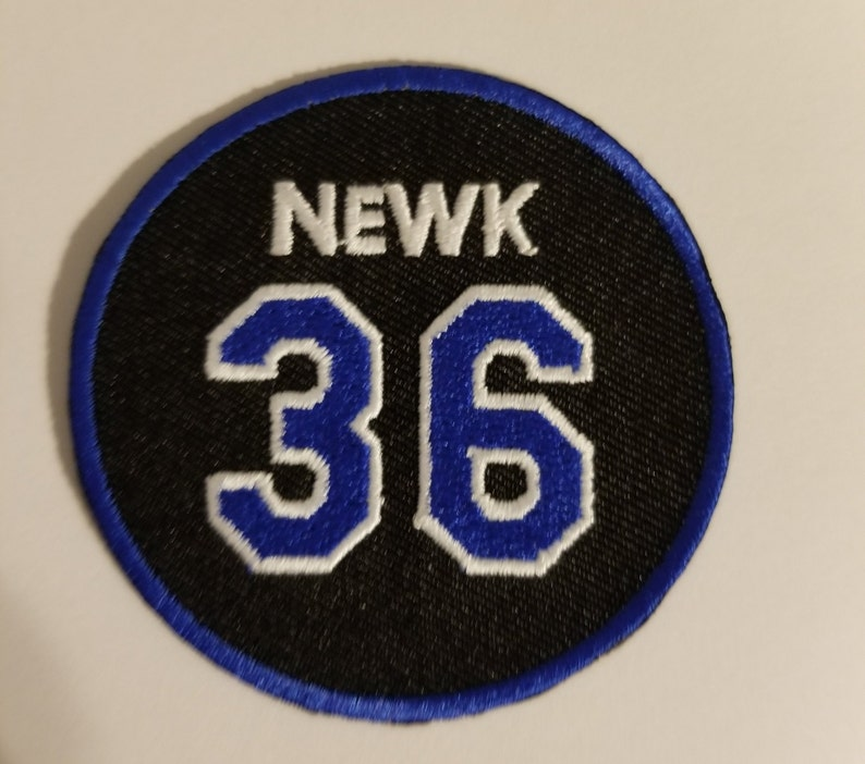 477fe732661 Newk Patch Plus 150th MLB Patch Don Newcombe Los Angeles
