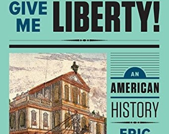 History pdf american give me liberty an