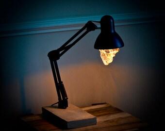 Homemade Table Lamp | Etsy