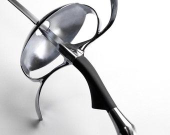 Rapier Sword (Modern Rapier) an ergonomic rapier sword (RH only)