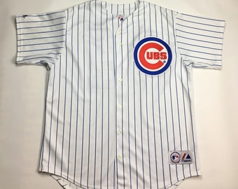 4ef384df525 1990s Vintage Alfonso Soriano Cubs Jersey Baseball Jersey