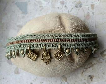 Macrame Macrame Foot Jewelry Foot Chain Footband Body Jewelry