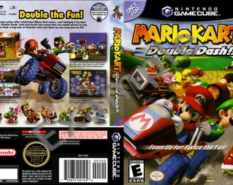 Mario Kart Box Etsy