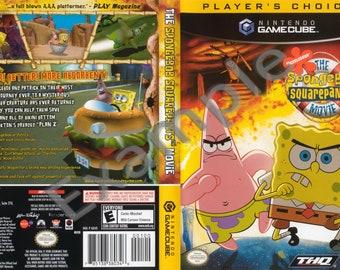 Spongebob movie | Etsy