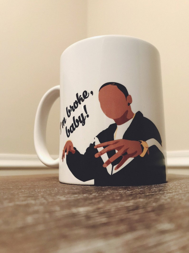 Paid In Full Money Making Mitch Coffee Mug Etsy