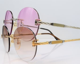 a393ce6011e Vintage Charriol hilton fred cartier Sunglasses