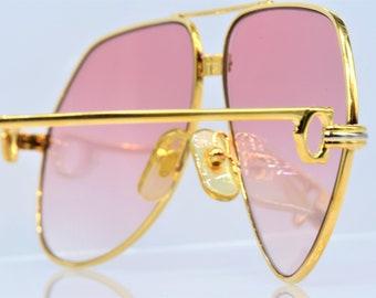 1bbc08fc72 Cartier Louis vintage sunglasses fred cardin glasses C decor New