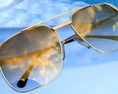 Vintage Hilton Sunglasses Cartier Fred Class 10 Brand New 58 17