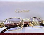 Cartier Camarat vintage sunglasses fred cardin glasses C decor New 49 20