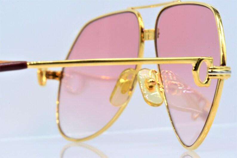 93c3bba109d5b Cartier Louis vintage sunglasses fred cardin glasses C decor