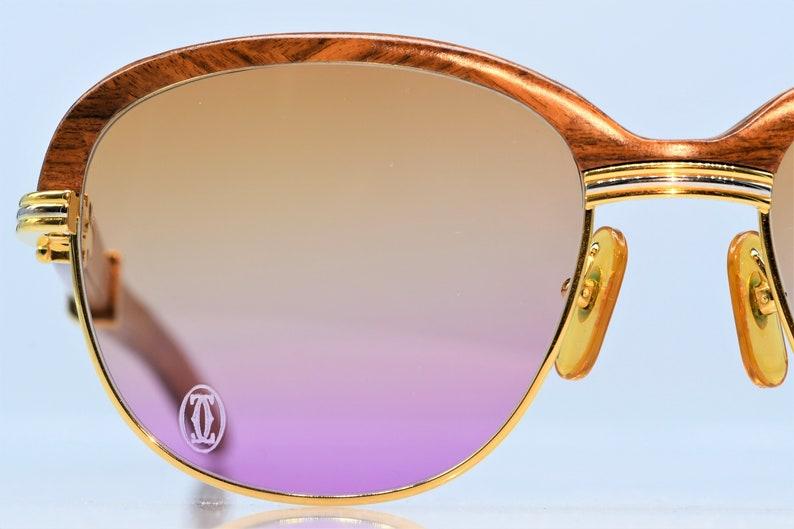 f748badc62bd Cartier Louis Malmaison vintage sunglasses fred cardin glasses