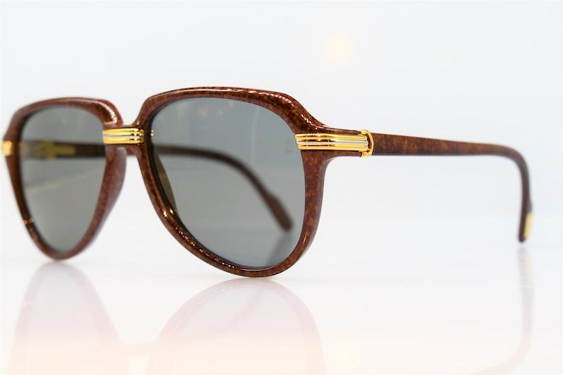 a2d13c2dae6f Cartier Vitesse vintage sunglasses fred cardin glasses new