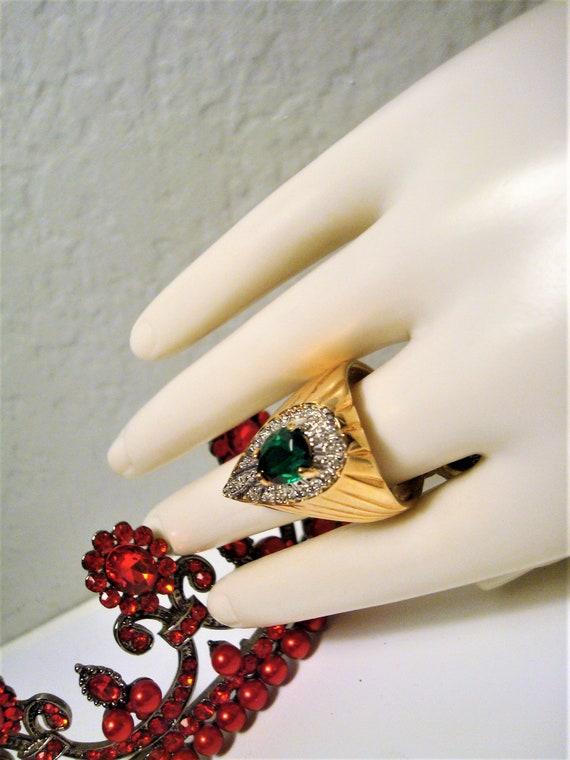 Vintage ART NOUVEAU RING