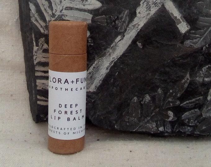 Deep Forest Lip Balm (Organic)