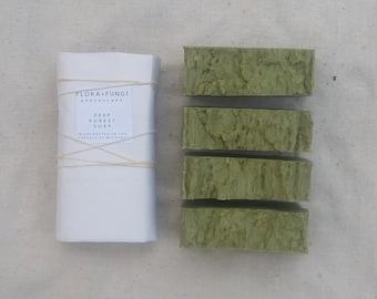 Deep Forest Soap (Organic+Vegan)