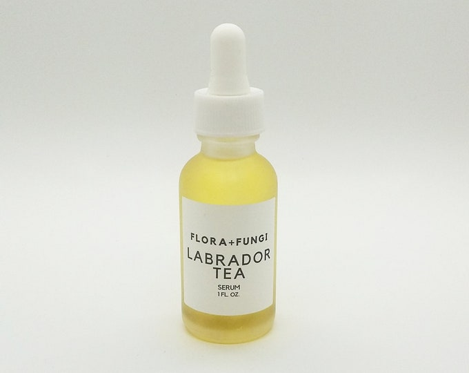 Labrador Tea Day Serum (Organic+Wildcrafted+Vegan)