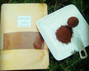 Wildcrafted Chaga Powder (4 oz.)