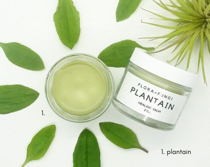 PLANTAIN Healing Balm