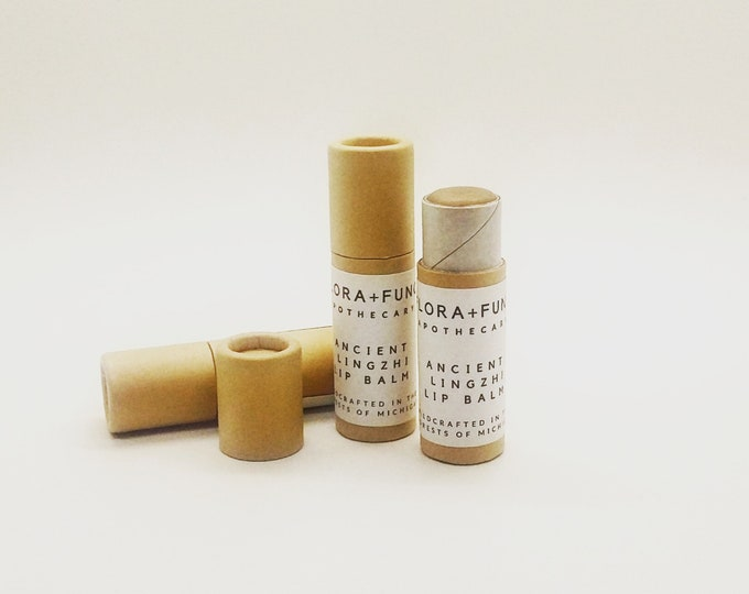Ancient Lingzhi Lip Balm (Wildcrafted+Organic)