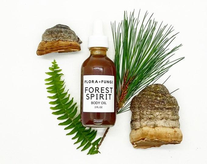 Forest Spirit Massage+Body Oil