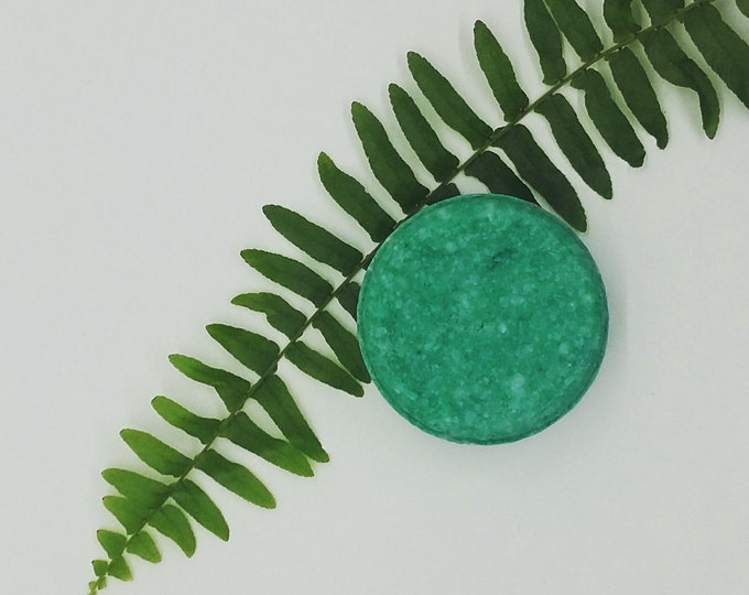 Spearmint Anti-dandruff Shampoo Bar