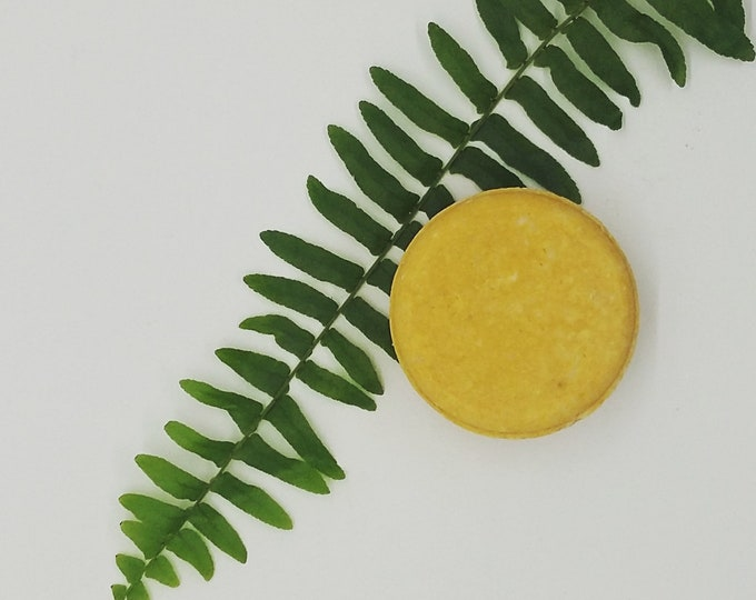 Clarifying Lemon Shampoo Bar