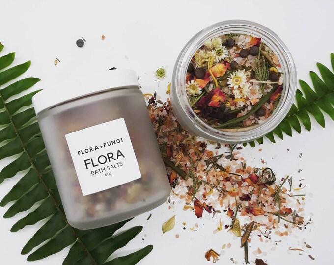 FLORA Bath Salts