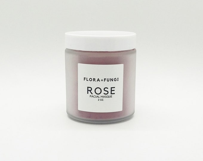 ROSE Facial Masque
