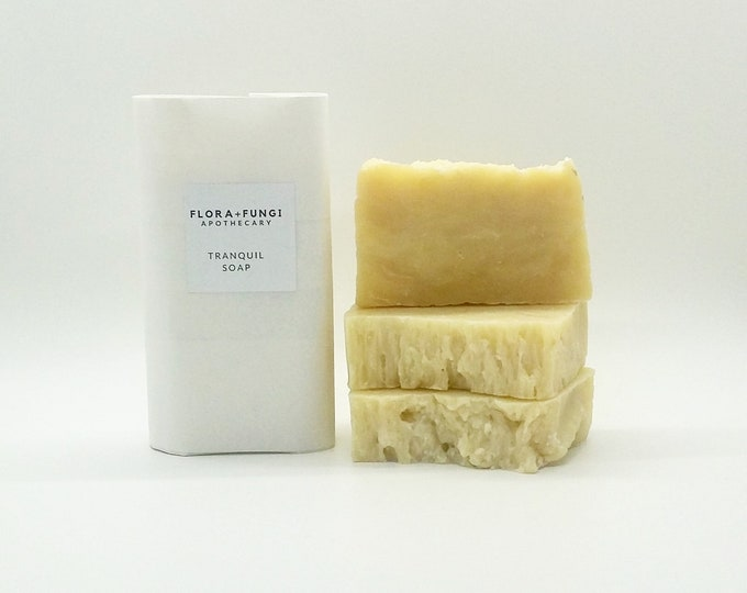 Tranquil Soap (Organic+Vegan)