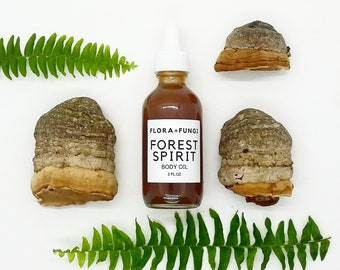 Forest Spirit Massage+Body Oil