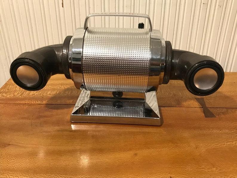 Vintage 1960/'s Dremel Shoe Polisher w Bluetooth Speaker Conversion FREE SHIPPING