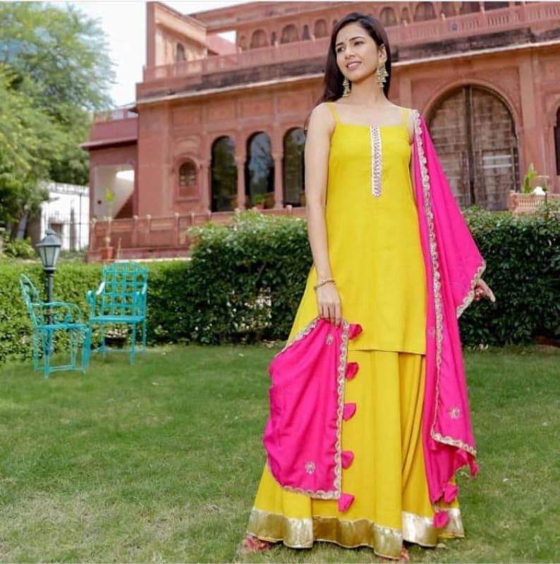 f8c07ebea Indian designer salwar suit cotton patiala suit bollywood suit | Etsy