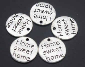 Pendant House Charm Wizard of Oz Realitor Charm Home Sweet Home Charm Family