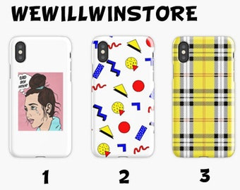 09221bec9 emma Chamb iPhone Case 6 S 7 8 Plus XR XS Max and Samsung Galaxy Case S 6 7  8 9 Plus Edge S10 E Plus, emma Chamb Tough Cases & 3D Cases