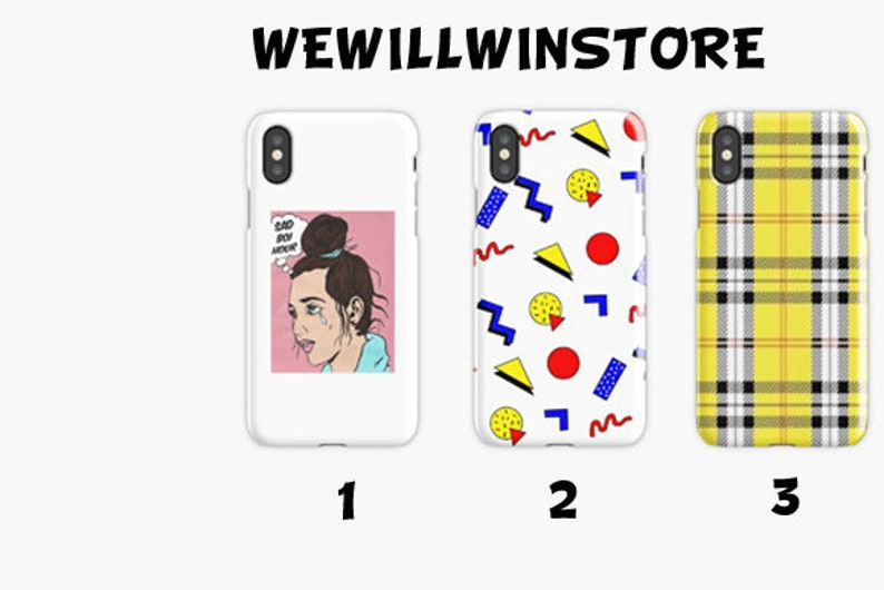 d1576da65 Emma Chamb iPhone Case 6 S 7 8 Plus XR XS Max and Samsung | Etsy