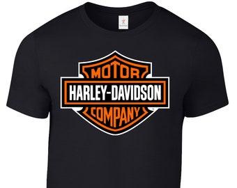 610ce56854 HARLEY DAVIDSON T Shirt F1 Motorsport Supercars Tee Plus Sizes S-5XL M36
