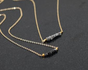 1f8ea7a1021 Raw Diamond Necklace