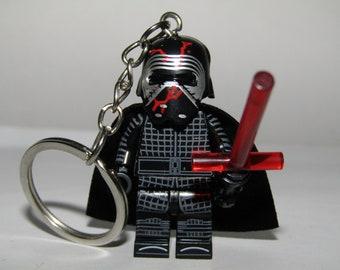 Kylo Ren Keychain & Lovely Present Box - serie Star Wars movie