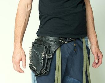 b11c7310b3d Leg strap belt bag