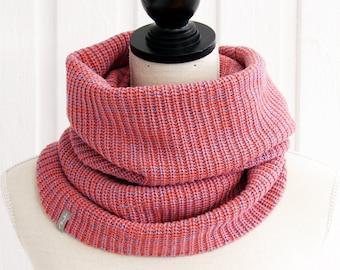 KRAM - Knit Premium Merino Wool Infinity Loop Cowl Scarf