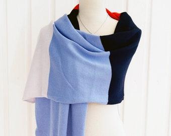 VARM - Big Knit Premium Merino Wool Stole Wrap Scarf