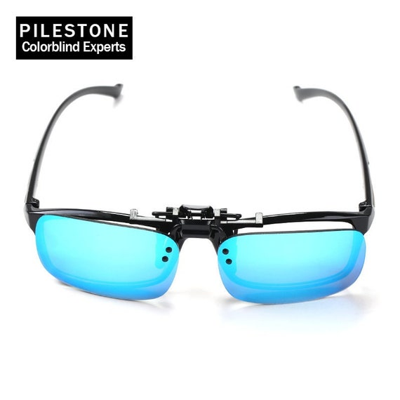 Pilestone Color Blind Glasses TP-006 Aviators for Red//Green Color Blindness